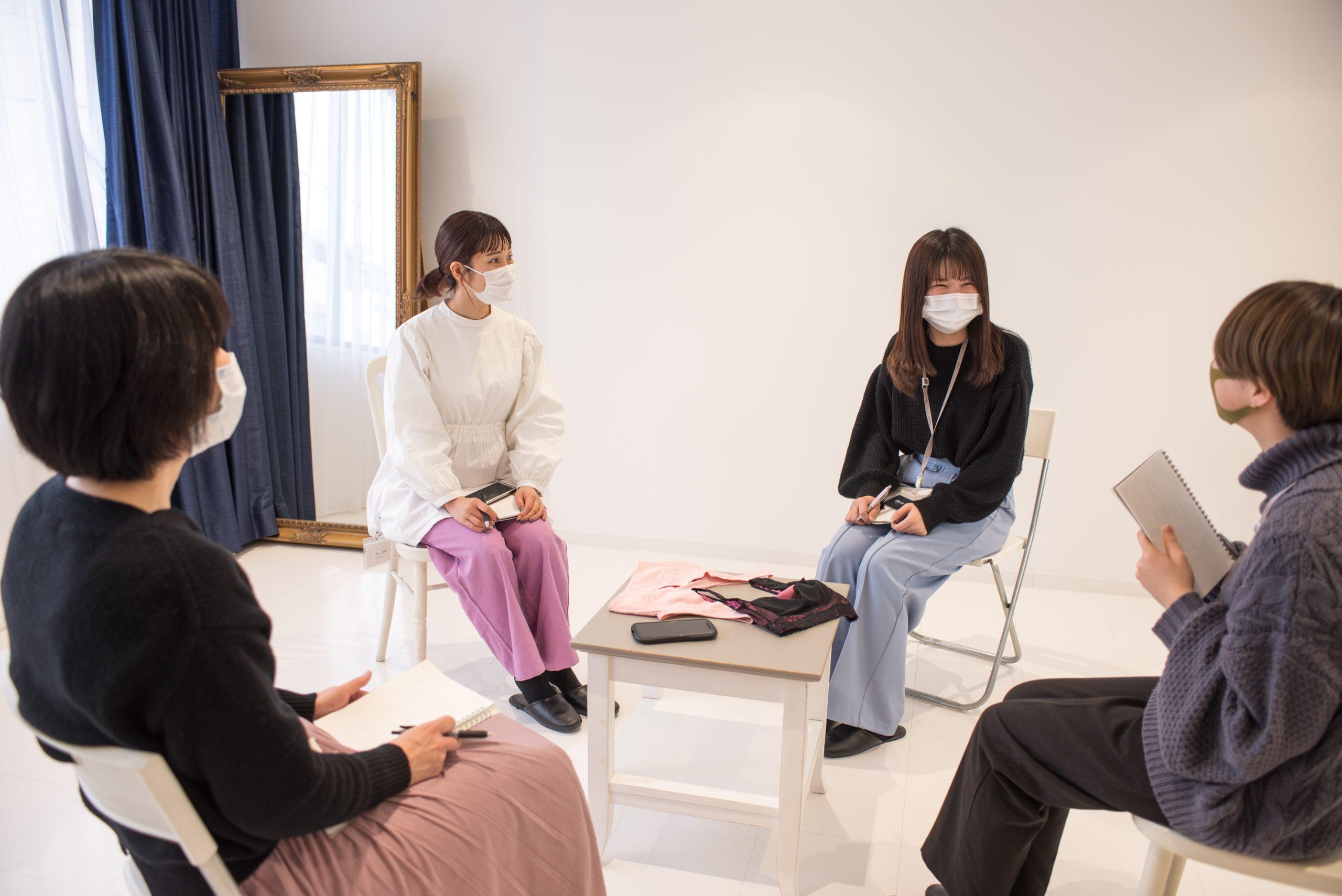 HEAVEN Japan スタッフ座談会